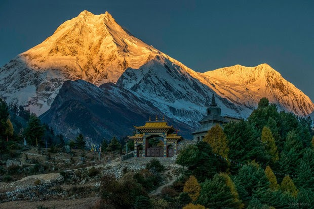 The Witches Closet Magical Himalayan Mountains