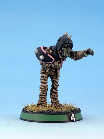 Citadel Miniatures Undead Blood Bowl Mummy