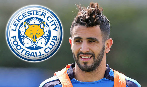 Riyad Mahrez driven to deliver Leicester title to achieve ...