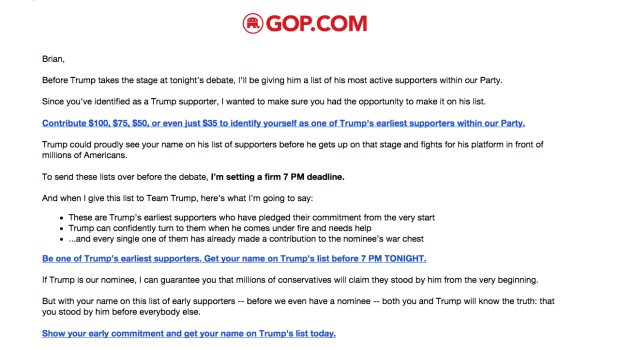 RNC email
