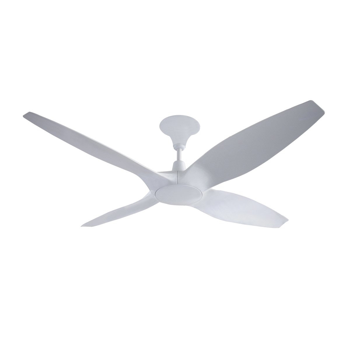 Designer 4 Blade 60 inch DC Ceiling Fan with Remote in ...