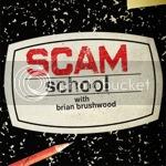 Scam School logo