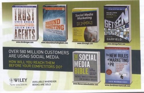 Flickr: stevegarfield - Over 580 Million Customers are Using Social Media