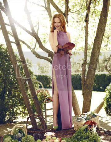 Nicole Kidman Harpers Bazaar February 2011 Issue