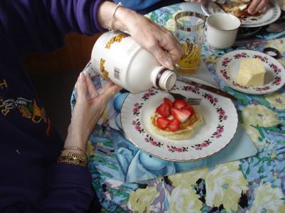Glasgow mountain breakfast