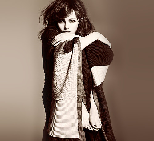 Vanessa Paradis for Elle (France) January 2012 - vanessa-paradis Photo