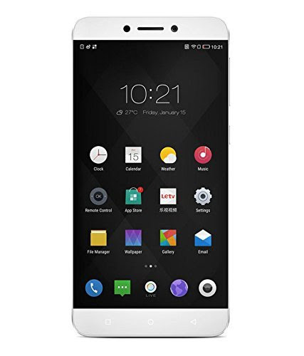 LETV Le 1s X507 (Silver, 32GB)(Certified Refurbished)