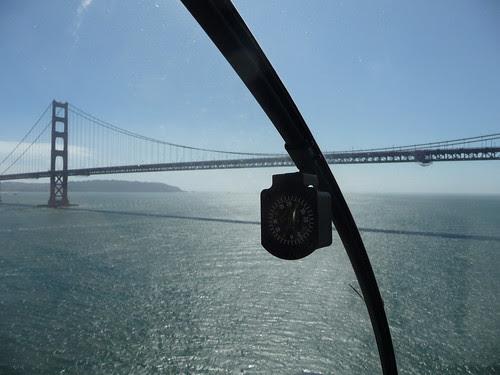 Bridge with Compass