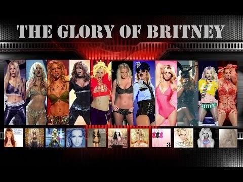 Britney Spears: The Glory Of Britney (Megamix 2k17)