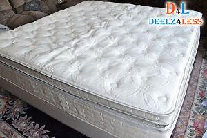 Select Comfort Sleep Number Queen Bed Ile Model Mattress ...