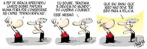 Cartoon DN do Caso Coubert