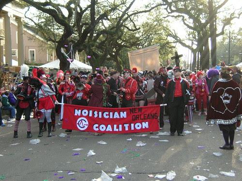 Noisician Coalition
