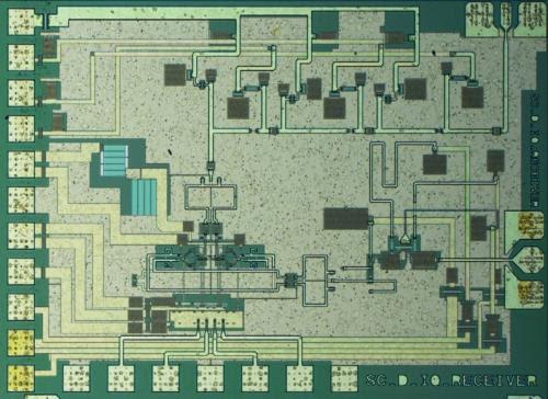 Rècord mundial en la transmissió de dades amb circuits intel · ligents