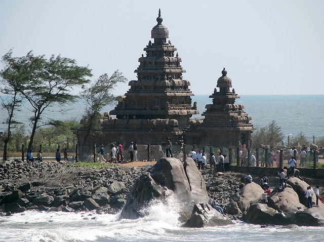Shore Temple | History, Architecture, Facts of Shore Temple