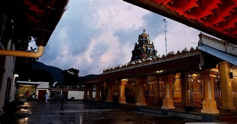 The Nattukottai Chettiar Temple, Penang   A Beautiful