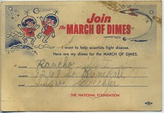 March of Dimes Coin Saver
