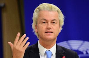 The leading far-right figure in the Netherlands, Geert …