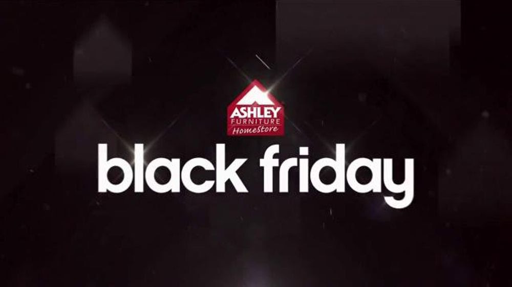 Ashley Furniture Homestore Black Friday Sale TV Spot ...
