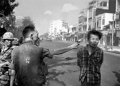 Shot man Vietnam