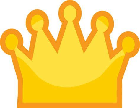 mahkota  disederhanakan domain publik vektor
