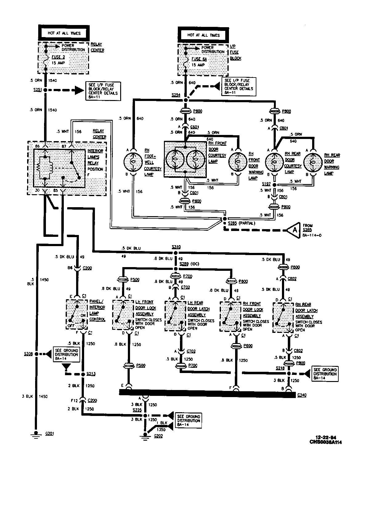 Diagram Of 1997 Series 2 3800 Engine