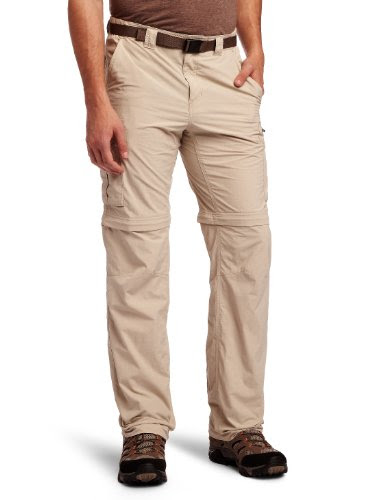 Columbia Sportswear Silver Convertible Extended