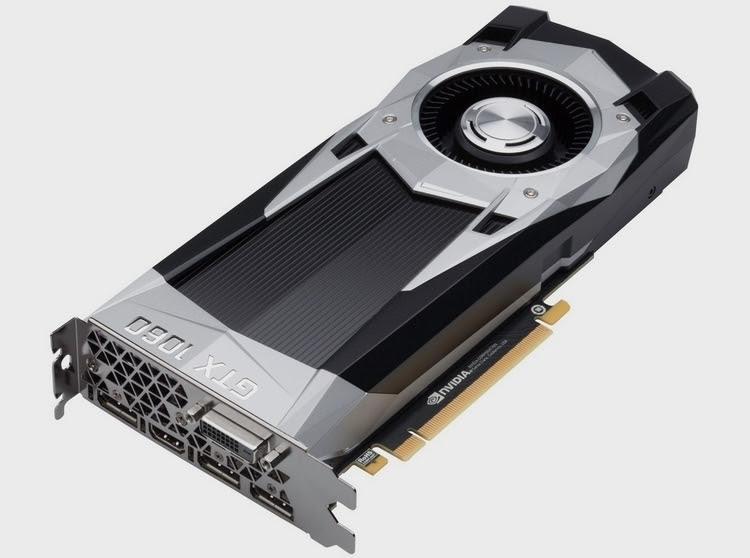 Nvidia Geforce GTX 1060 is high end but affordable graphic card