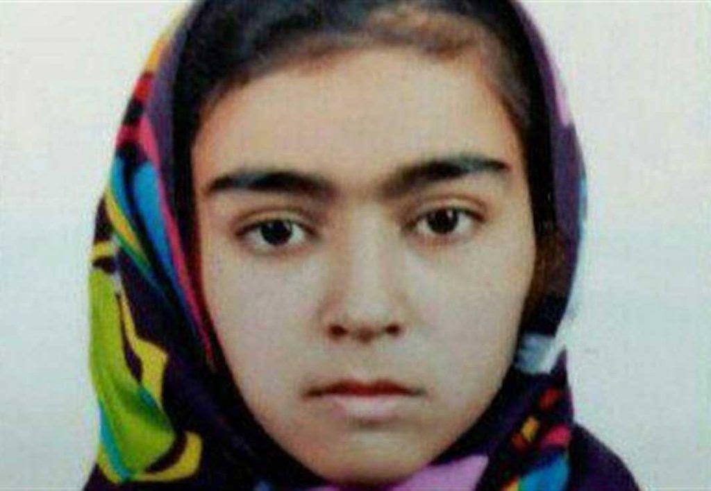 لطیفه رحمانی دخترک افغانستانی