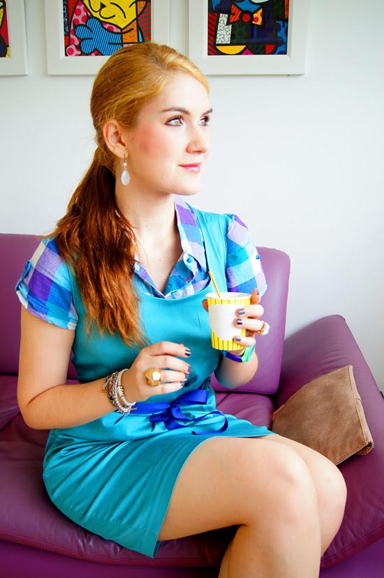 Blue & Purple by The Joy of Fashion (1)