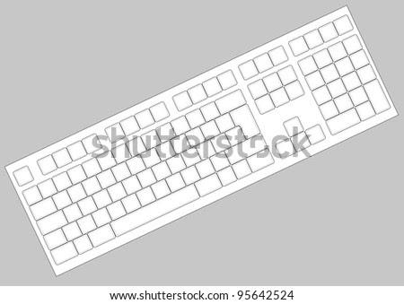 Keyboard Layout Stock Photos, Royalty-Free Images & Vectors ...