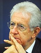 Il premier Mario Monti