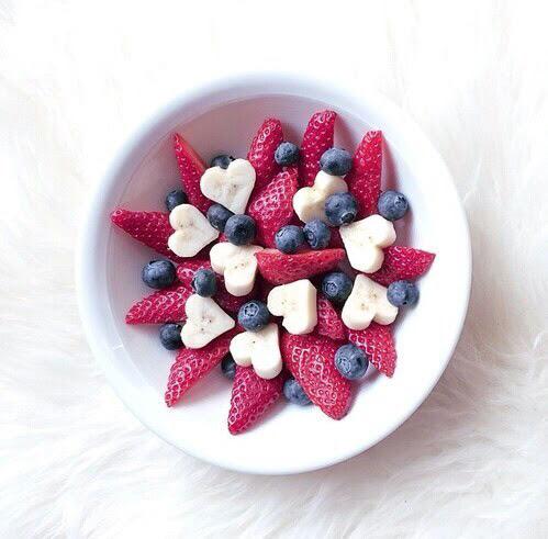 saludable comida