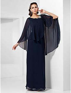 Plus size evening dress kl