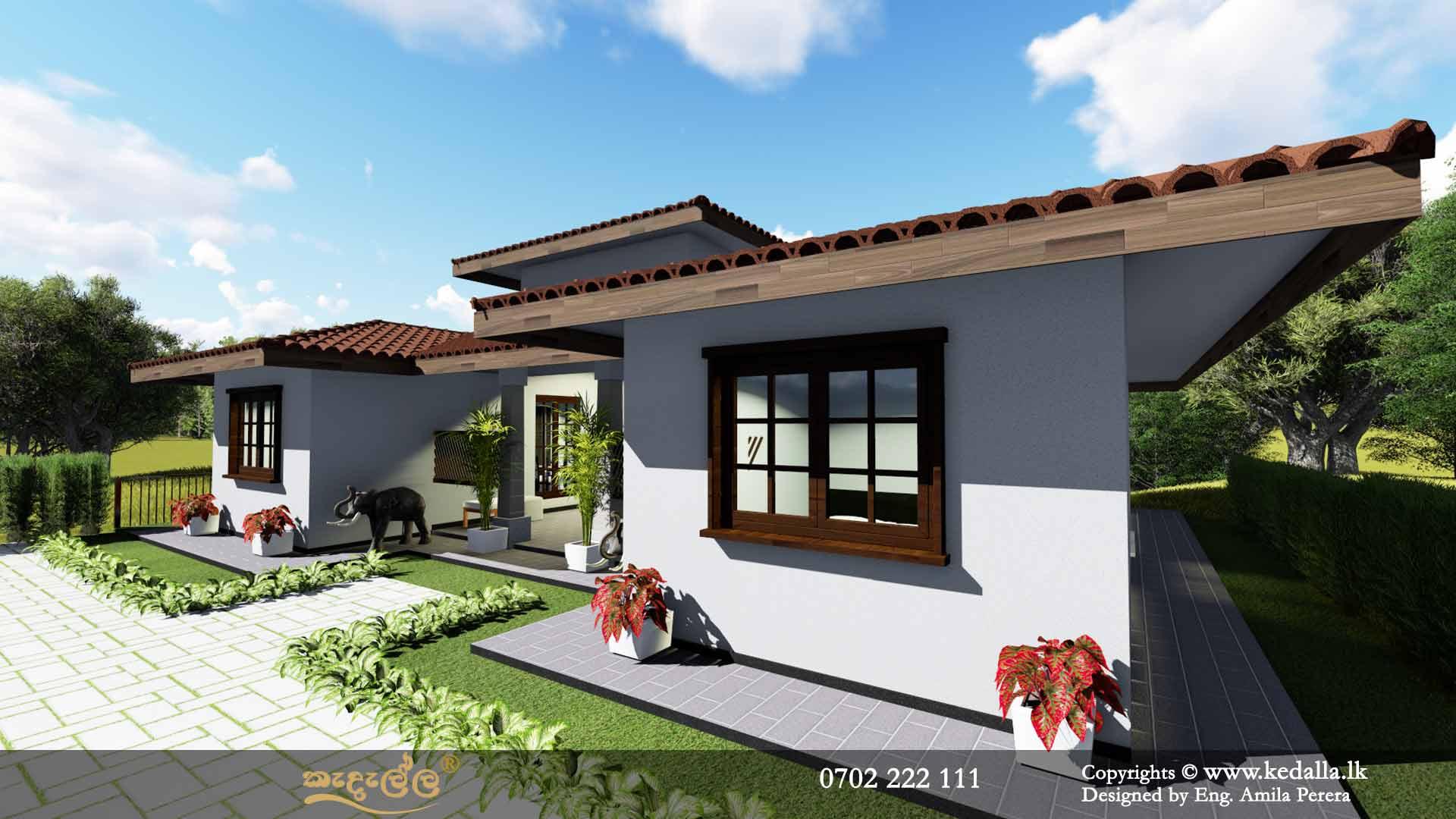 Normal Home Garden Design Sri Lanka Dunia Belajar