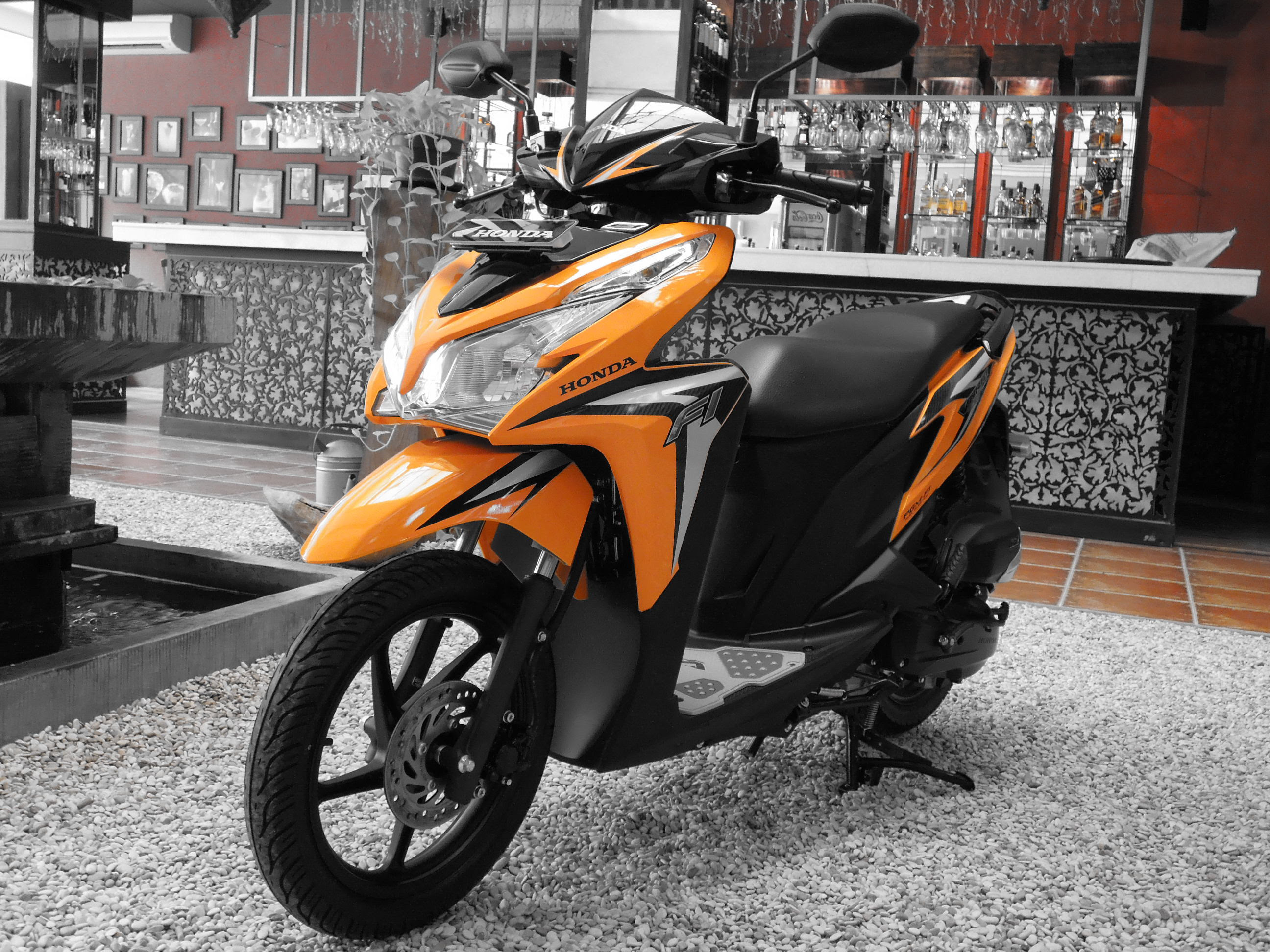 Download Kumpulan Modifikasi Motor Vario Cbs 2013 Terlengkap Velgy
