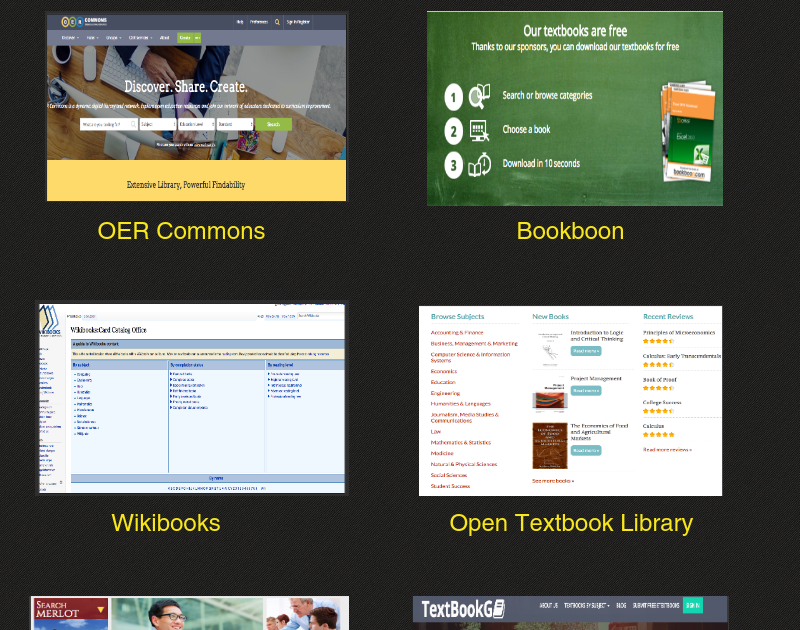 6 Good Digital Textbook Sources for Teachers