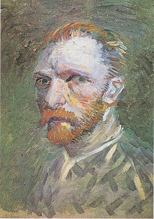 Liste Der Selbstbildnisse Vincent Van Goghs Wikiwand