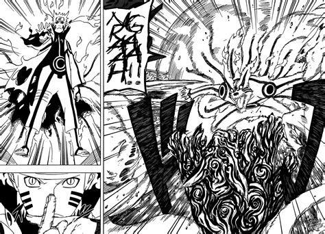 bijuu mode narutos  power naruto  daily anime art