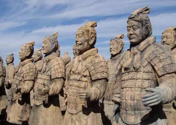Πήλινος στρατός της Κίνας