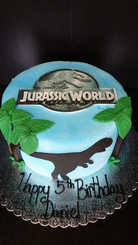 Jurassic World   Character Cakes   Dinosaur birthday cakes