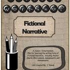 Writing A Fictional Narrative - A Writing Workshop Unit