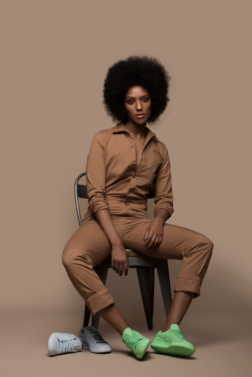 Solange X PUMA Word to The Woman Collection - BellaNaija - August 20150016