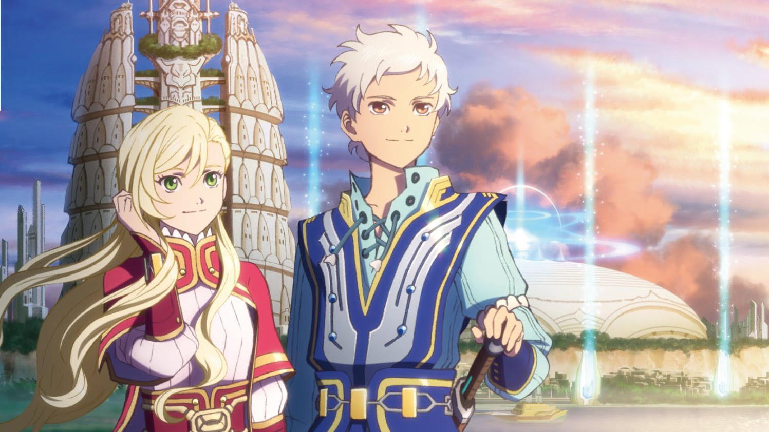 Tales of the Rays looks to be worth the free-to-play nonsense screenshot