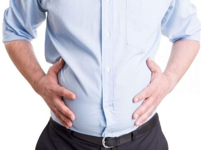 पोटावरची चरबी वाढण्याची कारणे | Reasons for increasing fat on the stomach