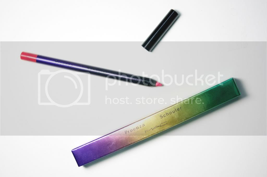 MAC Proenza Schouler Collection Pro Longwear Lip Pencil in Dynamo Review and Swatches
