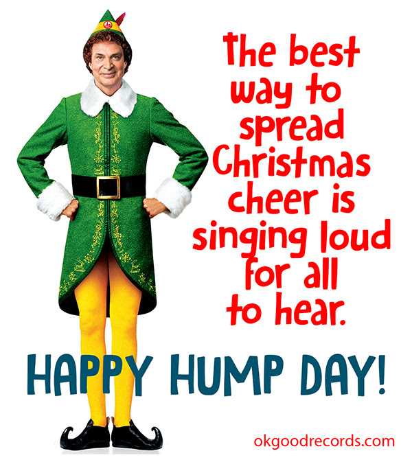 Image result for christmas quotes hump day