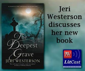 PW LitCast: A Conversation with Jeri Westerson