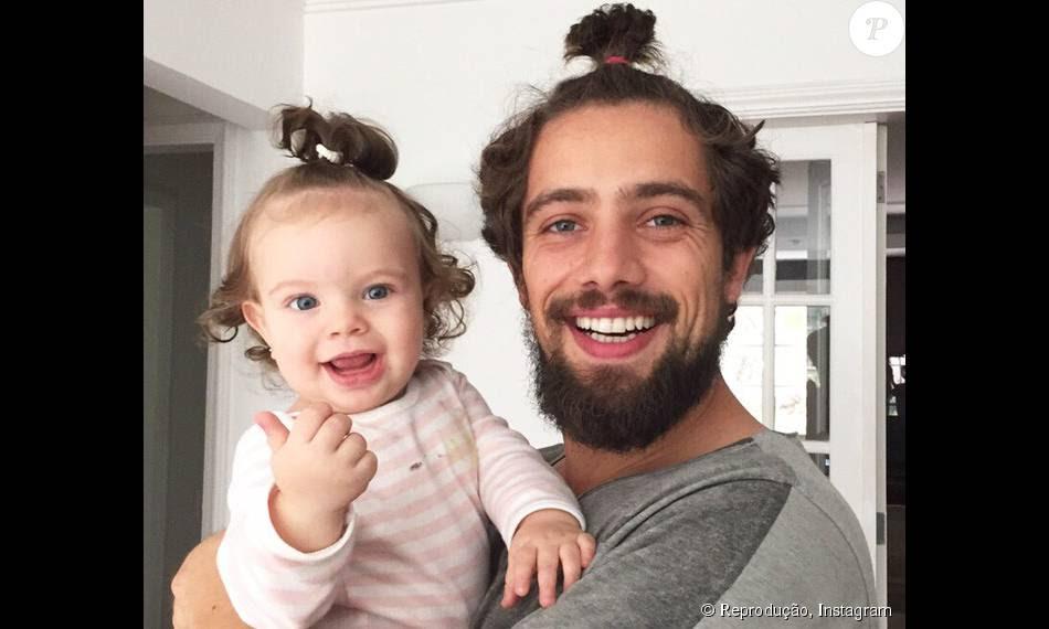 Resultado de imagem para pai ator e sua filha