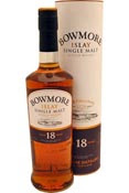 Bowmore 18 Years Old Islay Single Malt