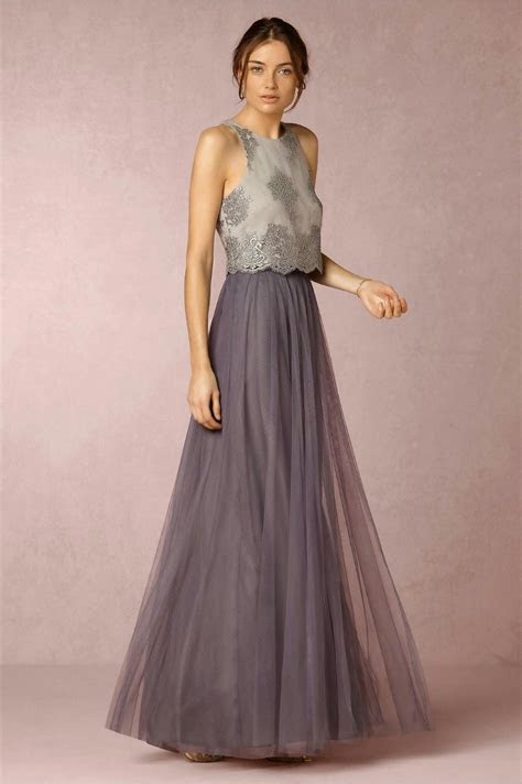 Bea Top & Louise Tulle Skirt by BHLDN.COM   2016 Pantone
